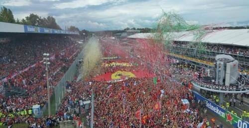 Гран-при Италии в Монце не покинет Формулу-1