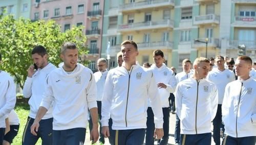 Збірна України може провести матч в Дніпрі