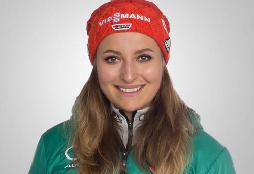 Немецкая биатлонистка решила завершить карьеру в 25 лет