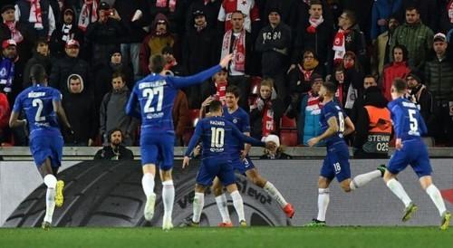 Айнтрахт – Челси – 1:1. Видео голов и обзор матча