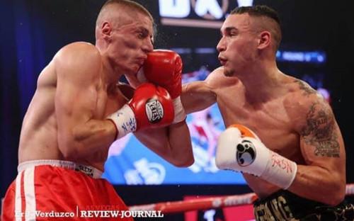 Украинец Виталий Копыленко проиграл бой за пояс WBC. Видео боя