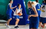 Оксана ФАСТОВА: «Испугалась, когда получила вызов в сборную»