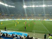 Сборная Украины во Львове не без проблем обыграла команду Люксембурга