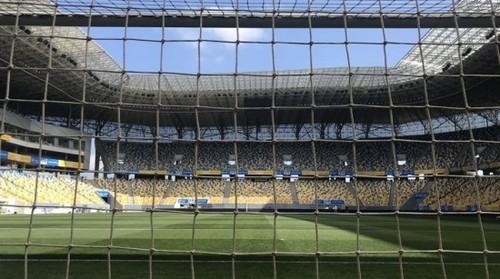 На матч Україна - Люксембург продано більше 34-х тисяч квитків