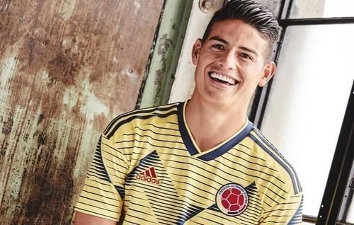 Наполи хочет подписать Хамеса Родригеса