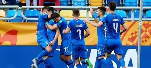 Хавбек Італії U-20: «Заряджені на те, щоб обіграти Україну»