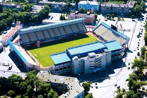 Заря сыграет матчи квалификации Лиги Европы на Славутич-Арене