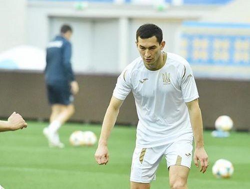Степаненко отримав розсічення в матчі з Люксембургом