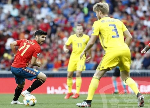 Испания – Швеция – 3:0. Видео голов и обзор матча