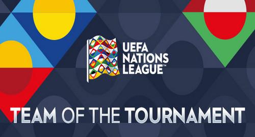 УЄФА назвала символічну збірну Фіналу чотирьох Ліги націй