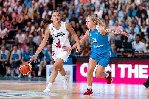 Женская сборная Украины второй раз уступила Франции