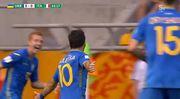 Украина U-20 – Италия U-20. Булеца открыл счет в матче