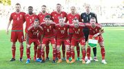 Группа E. Венгрия дома минимально переиграла Уэльс
