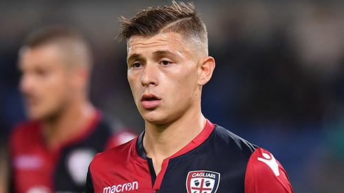 Милан собирается составить конкуренцию Интеру в борьбе за Бареллу