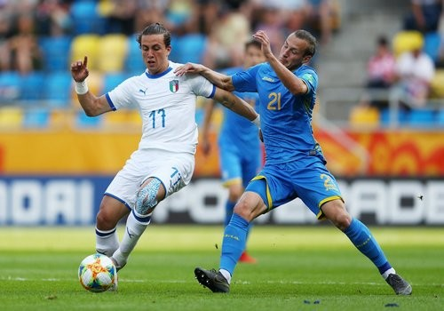 Сборная Украины U-20 прошла Италию на пути в финал чемпионата мира