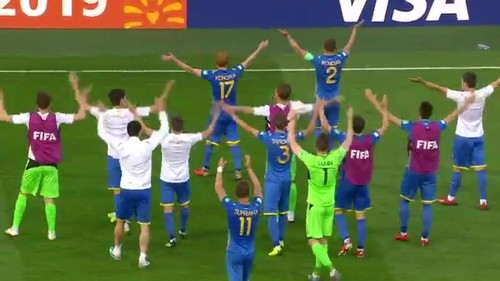 Стал известен соперник Украины в финале ЧМ-2019 U-20