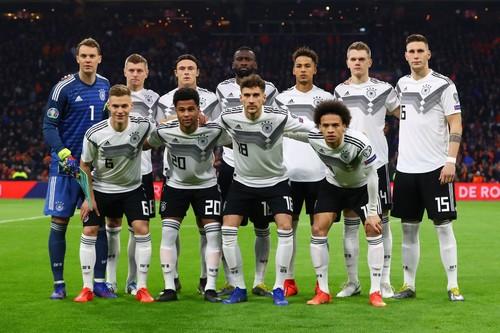 Группа C. Германия разгромила Эстонию, Беларусь уступила Сев. Ирландии