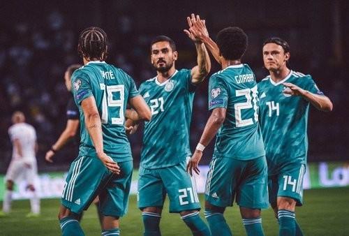 Німеччина – Естонія – 8:0. Відео голів та огляд матчу