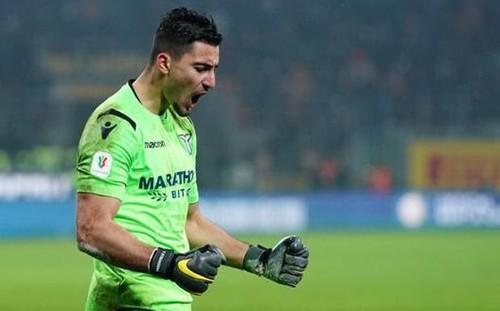 Арсенал и Тоттенхэм поборются за вратаря Лацио