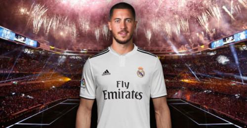 Реал рассчитывает собрать на презентацию Азара полный стадион