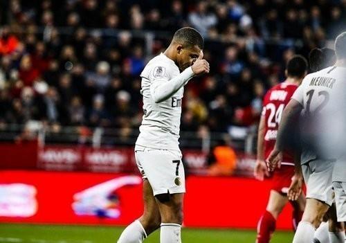 Мбаппе забил 100-й мяч в карьере