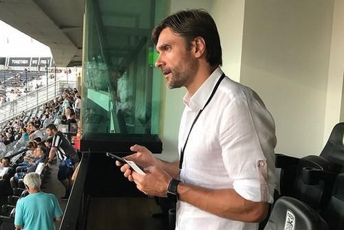Алексей АНТОНОВ: «Все клубы проголосовали, чтобы оставить Олимпик»
