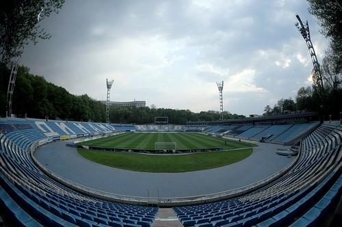 Колос будет играть домашние матчи в УПЛ на стадионе Динамо
