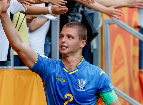 БОНДАРЬ: «Сборная Украины U-20 сильна характером и командным духом»