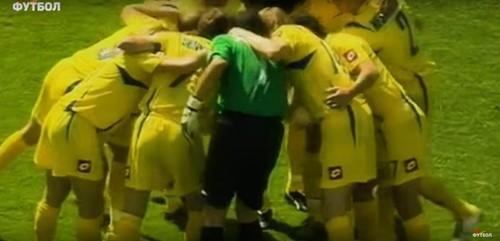 От Динамо-99 до Днепра-2015. Лучшие команды украинского футбола