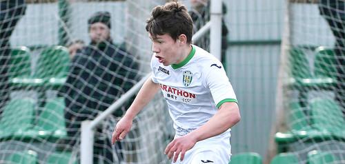 Динамо и Шахтер претендуют на 16-летнего игрока Карпат
