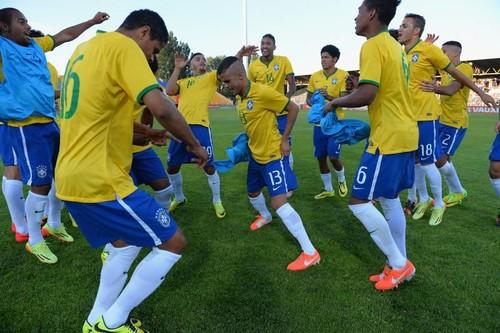 Япония и Бразилия сыграют в финале Тулонского турнира