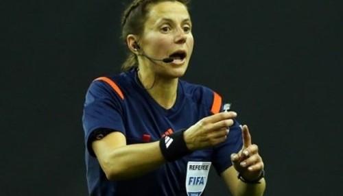 ЧМ-2019 среди женщин. Украинка обслуживала ключевой матч