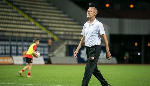 Таран покинул пост главного тренера запорожского Металлурга