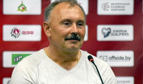 Сборная Беларуси осталась без тренера