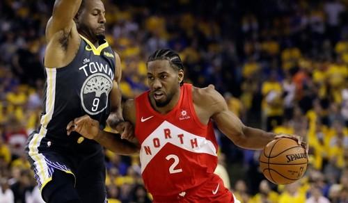 Торонто обіграв Голден Стейт і став чемпіоном НБА