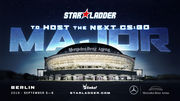 Стали відомі всі учасники майнорів StarLadder Berlin Major