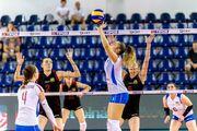 Украина проиграла Словакии в последнем матче Золотой Евролиги