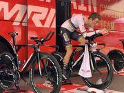 Тур Швейцарии. Деннис выиграл первый этап