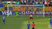 ВИДЕО. Украина U-20 – Южная Корея U-20. Корейцы забили с пенальти