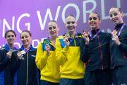 Артистичне плавання. Три золота України на Суперфіналі FINA
