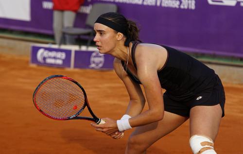 Калинина вышла в полуфинал турнира ITF в Чехии