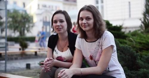 Мария Музычук играет с Гуниной, Анна - с Лагно. LIVE