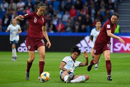 Женский ЧМ-2019. Англия минимально переиграла Аргентину
