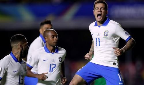 Бразилия разобралась с Боливией в матче-открытии Копа Америка