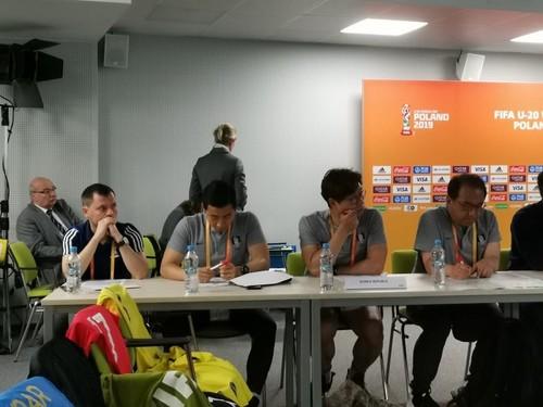 Стало известно, в какой форме сыграет сборная Украины U-20 в финале ЧМ