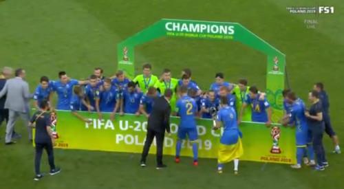 Украина U-20 – Южная Корея U-20 – 3:1. Видео голов и обзор матча
