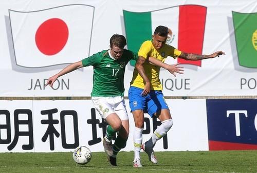 Бразилия выиграла Тулонский турнир, обыграв в финале Японию