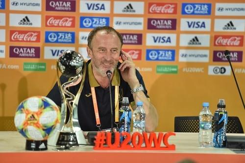 После чемпионата мира Петраков будет работать со сборной Украины U-16