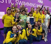 Артистическое плавание. Украина завоевала два золота в Будапеште