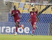 Кубок Америки. Катар вырвал ничью в матче с Парагваем